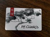 PF CHANGS Gift Cards GIFT CARD